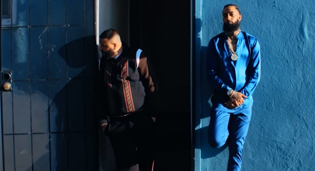 Video: DJ Khaled feat. Nipsey Hussle & John Legend – 'Higher'